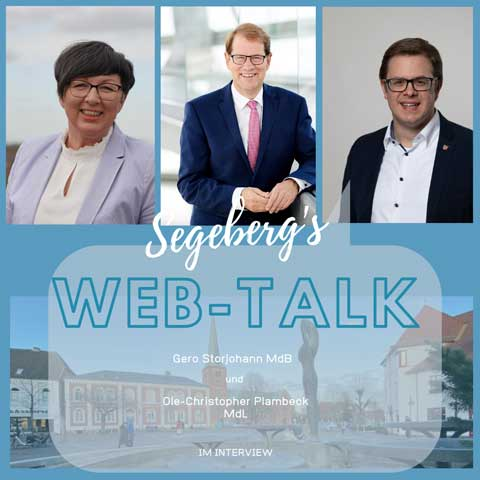 Segebergs 2. Web-Talk